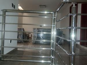 Stainless Handrails   Building & Trades Services for sale in Lagos State, Ajah