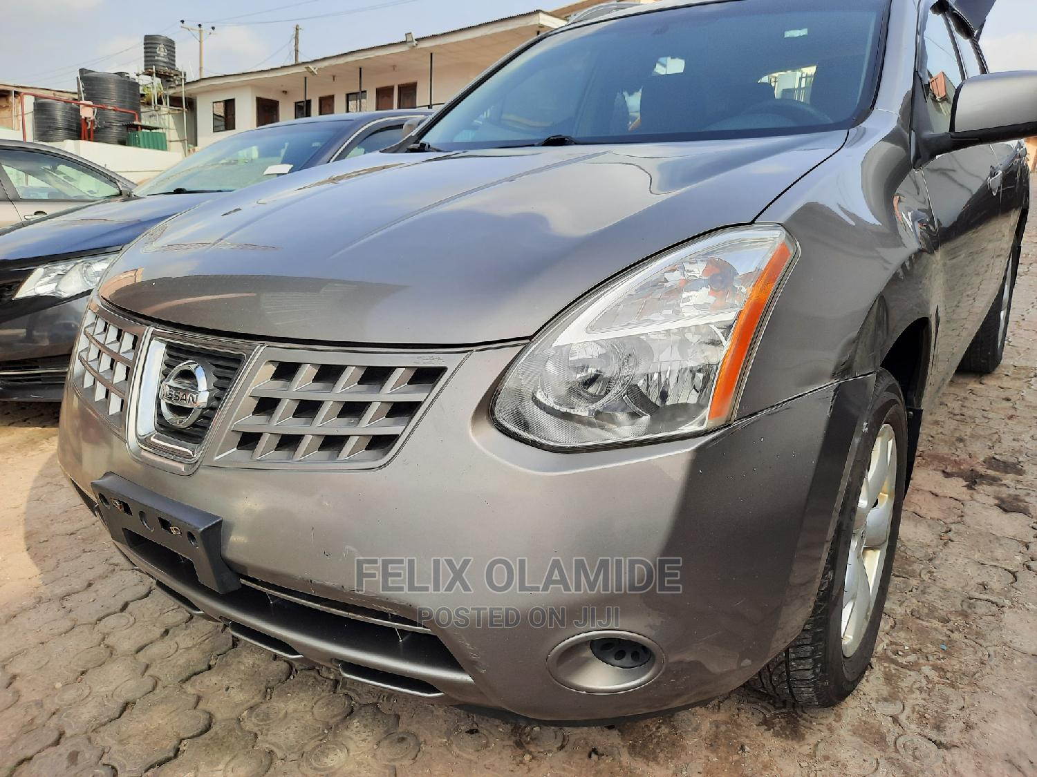 Archive: Nissan Rogue 2009 SL 4WD