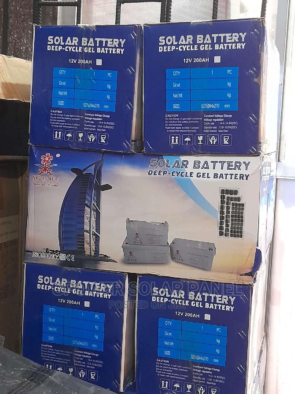 Solar Battery 200ah 12v   Solar Energy for sale in Ojo, Lagos State, Nigeria