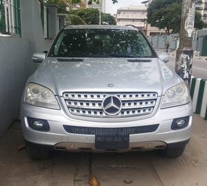 Mercedes-Benz M Class 2007 ML 500 4Matic Silver   Cars for sale in Lagos State, Lagos Island (Eko)