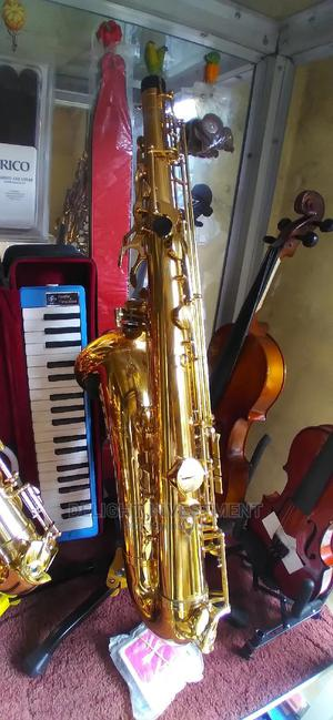 Vintage Tenor Saxophone   Musical Instruments & Gear for sale in Lagos State, Ajah