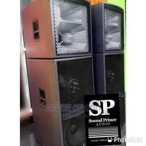Sp 314 Double Speaker   Audio & Music Equipment for sale in Lagos State, Ikeja