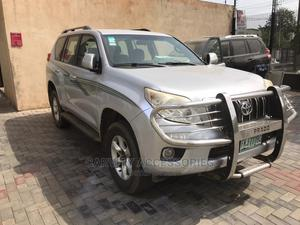 Toyota Land Cruiser Prado 2010 Silver | Cars for sale in Lagos State, Ikeja