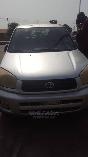 Toyota RAV4 2004 Silver | Cars for sale in Lagos State, Amuwo-Odofin