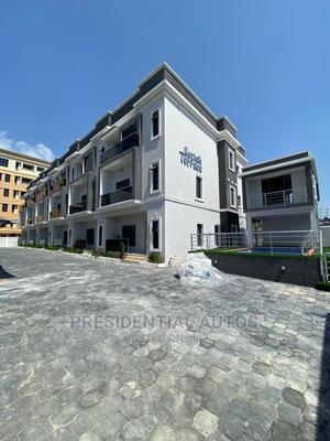 Well Built 4br Terraced Duplex With a Bq at Oniru   Houses & Apartments For Sale for sale in Lagos State, Lekki
