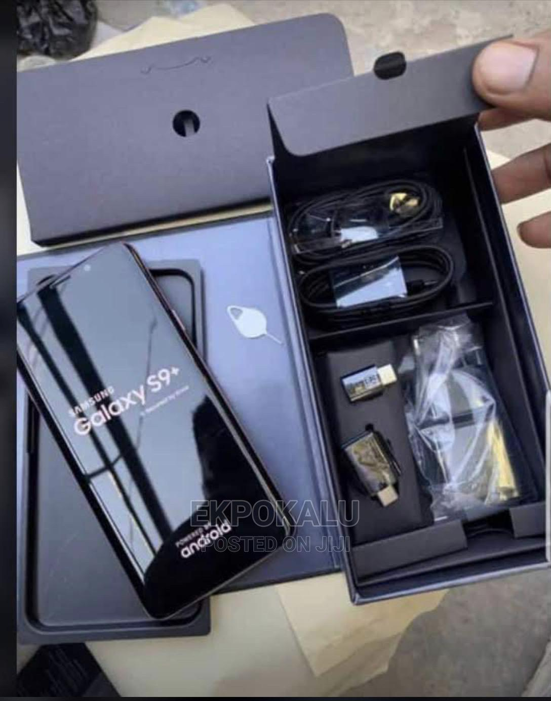 New Samsung Galaxy S9 Plus 64 GB Blue