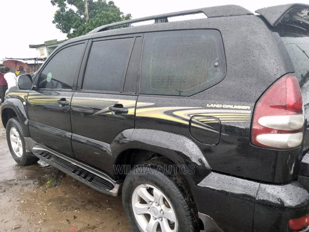 Archive: Toyota Land Cruiser Prado 2007 VX Black