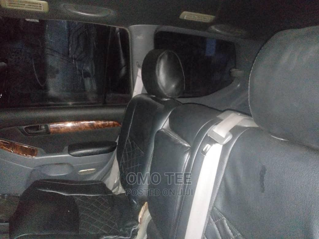 Toyota Land Cruiser Prado 2007 GXL Black | Cars for sale in Surulere, Lagos State, Nigeria