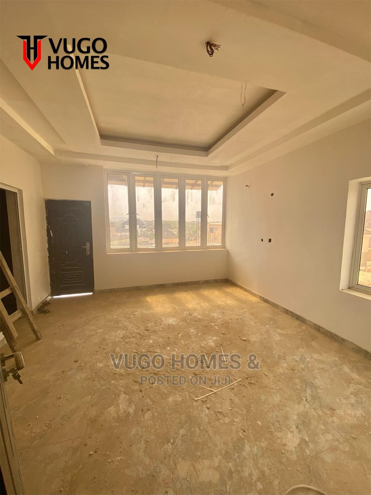 Neatly Finished 4 Bedroom Terrace Duplex For Sale   Houses & Apartments For Sale for sale in Kado, Abuja (FCT) State, Nigeria