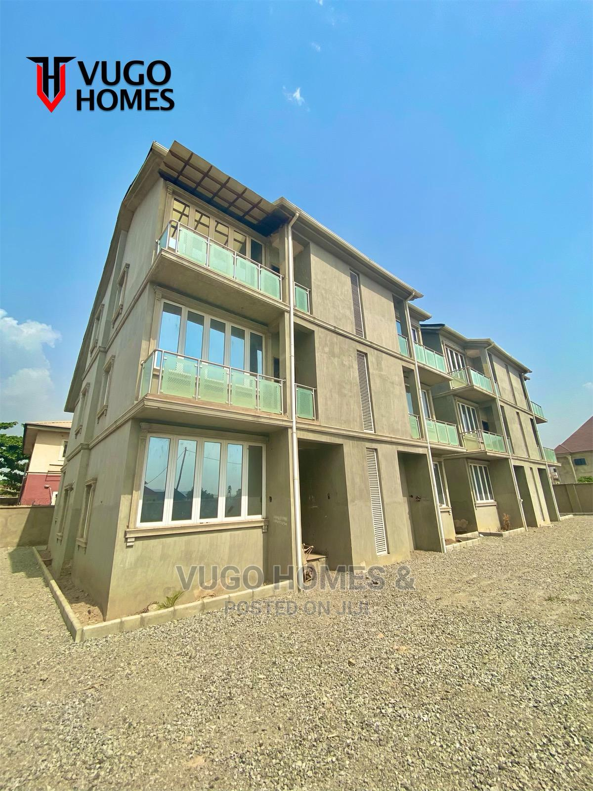 Neatly Finished 4 Bedroom Terrace Duplex For Sale