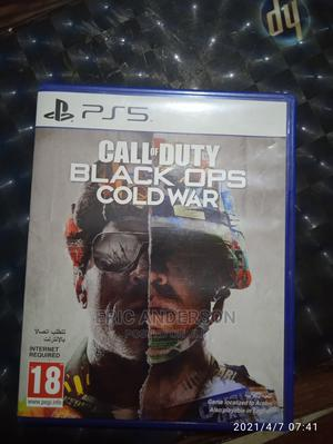 Ps5 Call of Duty. Black Ops Cold War | Video Games for sale in Enugu State, Enugu
