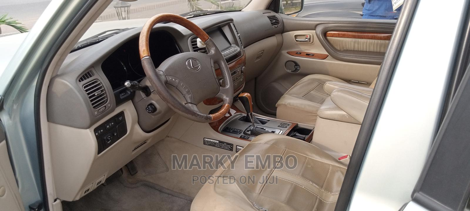 Lexus LX 2005 Green   Cars for sale in Owerri, Imo State, Nigeria