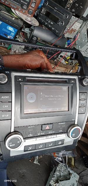 Toyota Camry Hybrid Car Radio | Vehicle Parts & Accessories for sale in Lagos State, Isolo