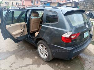 BMW X3 2004 2.5i Sports Activity Green   Cars for sale in Lagos State, Oshodi