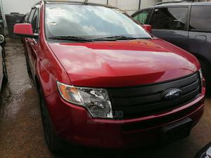 Ford Edge 2009 Red | Cars for sale in Lagos State, Ikeja