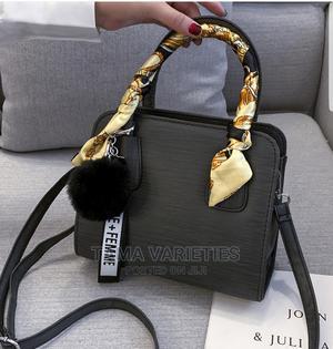 Midi Handbag Grey | Bags for sale in Lagos State, Ifako-Ijaiye