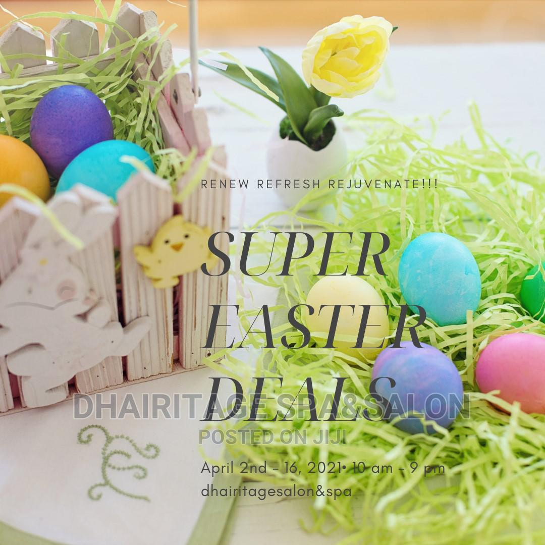 Easter Deal   Health & Beauty Services for sale in Victoria Island, Lagos State, Nigeria