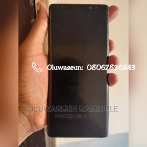 Samsung Galaxy Note 8 128 GB Black | Mobile Phones for sale in Ondo State, Akure