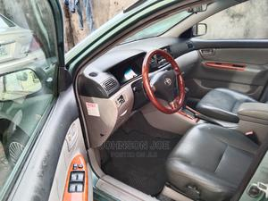 Toyota Corolla 2003 Sedan Automatic Green   Cars for sale in Rivers State, Port-Harcourt