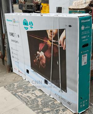 """Hisense Android 65"""" Inch Smart 4K UHD TV (65A7200F) + Mount   TV & DVD Equipment for sale in Lagos State, Apapa"""