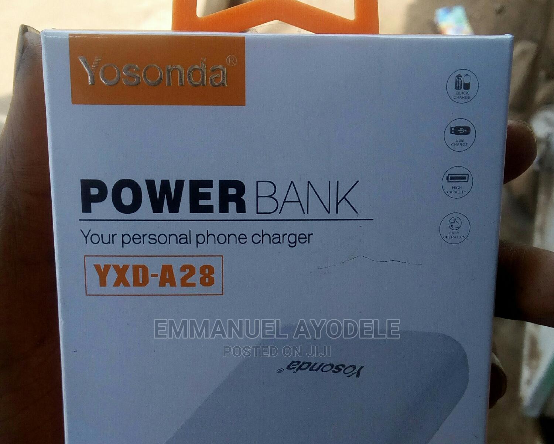 Yosonda Powerbank | Accessories for Mobile Phones & Tablets for sale in Ilorin West, Kwara State, Nigeria