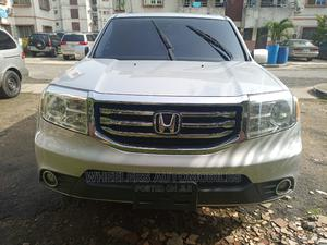 Honda Pilot 2013 Silver | Cars for sale in Lagos State, Amuwo-Odofin