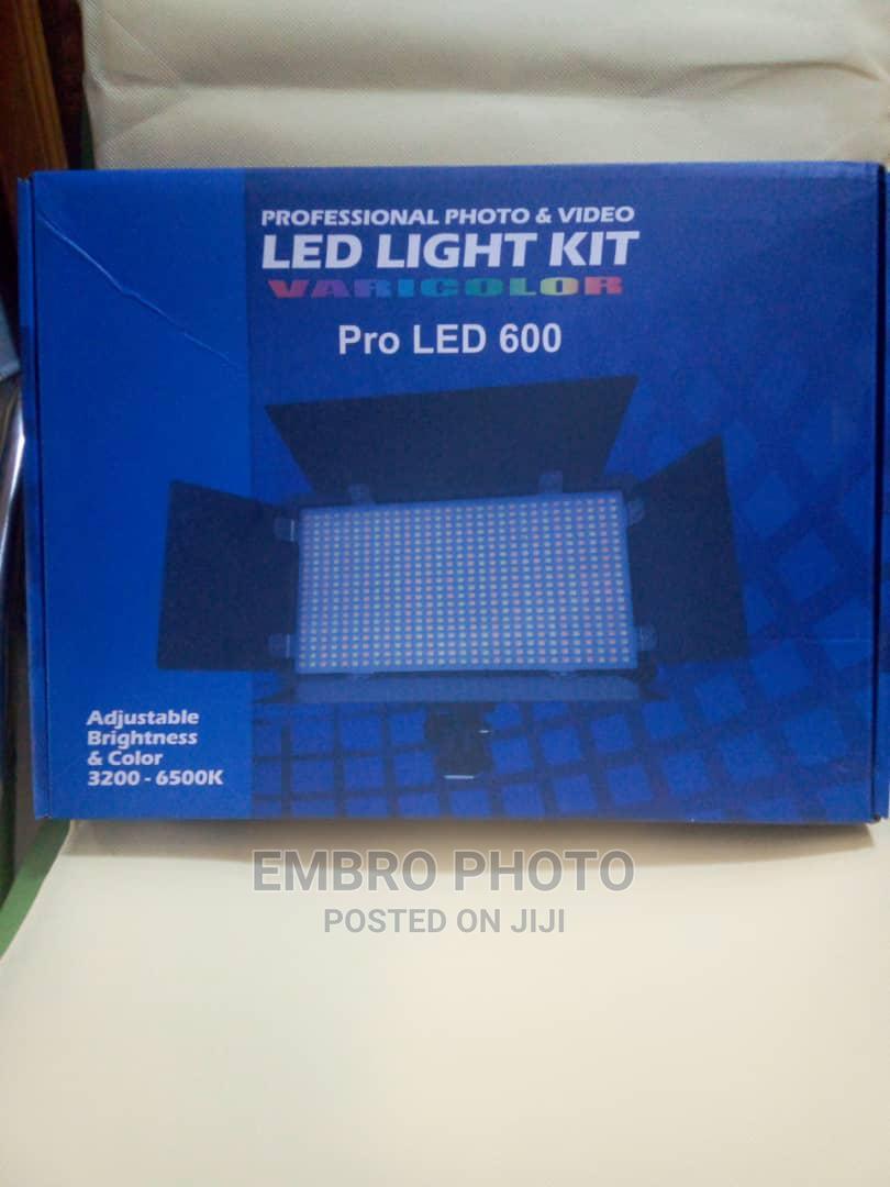 Led Light Kit Pro Led 600