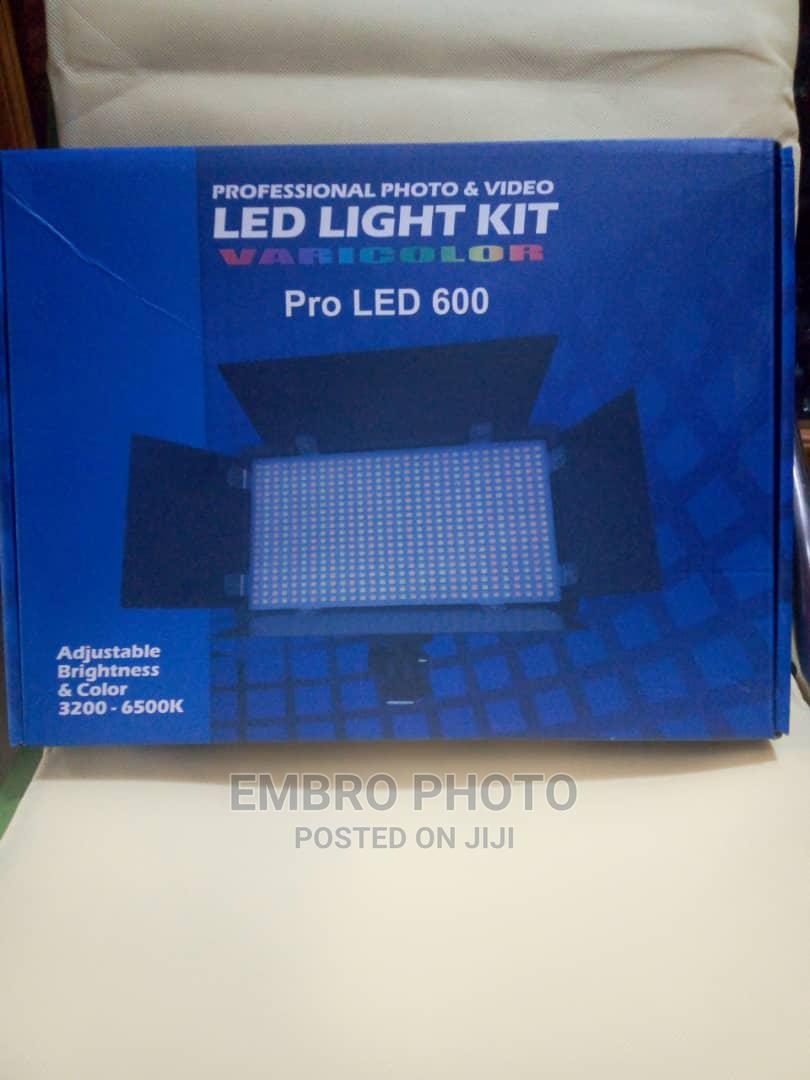 Led Light Kit Pro Led 600 | Accessories & Supplies for Electronics for sale in Lagos Island (Eko), Lagos State, Nigeria