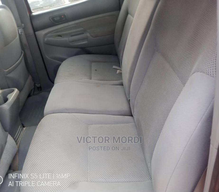 Toyota Tacoma 2006 Access Cab Red   Cars for sale in Agege, Lagos State, Nigeria