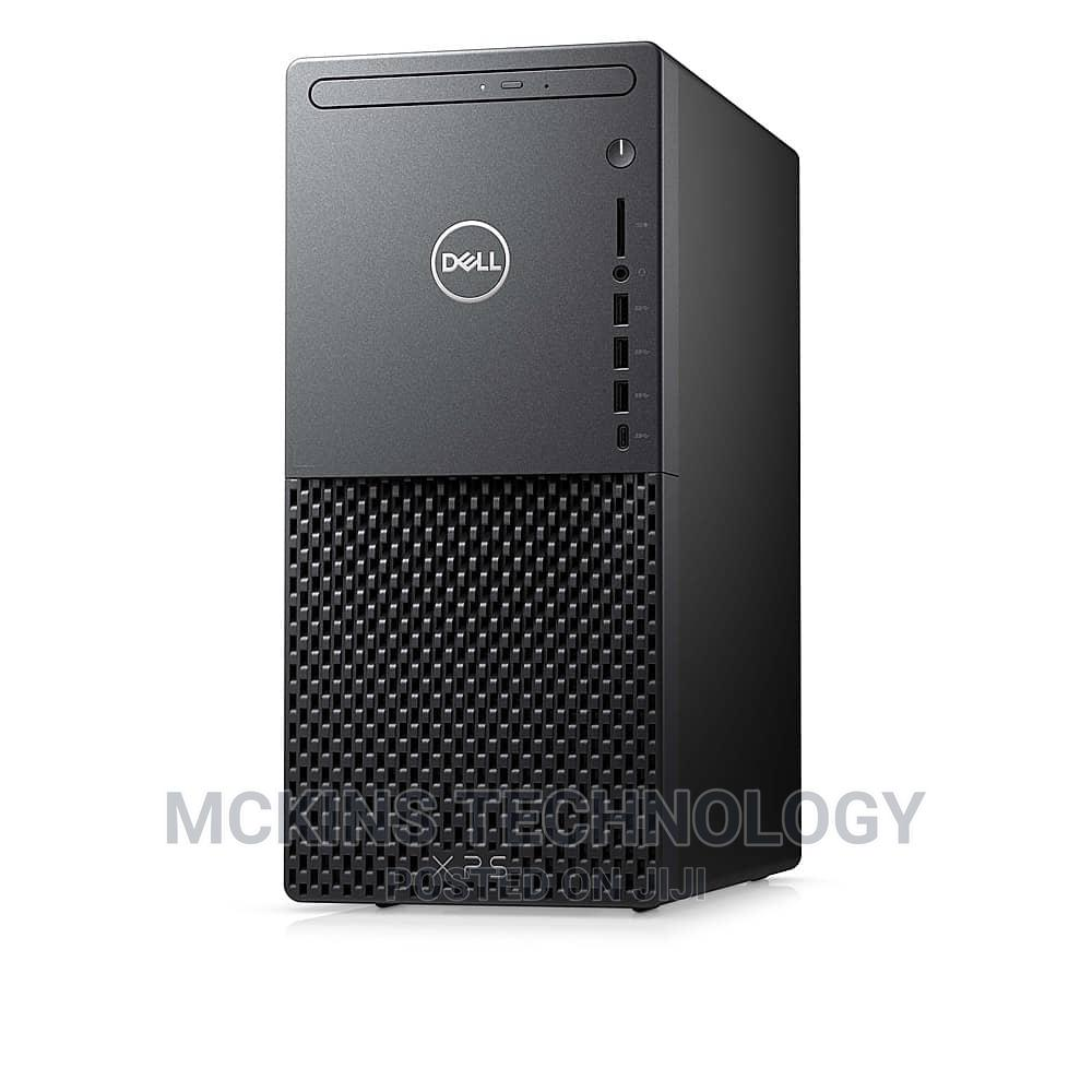 New Desktop Computer Dell XPS 8GB Intel Core I7 HDD 1T | Laptops & Computers for sale in Ikeja, Lagos State, Nigeria