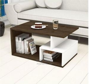 Custom Mini Center Table With Storage Cabinet   Furniture for sale in Lagos State, Amuwo-Odofin