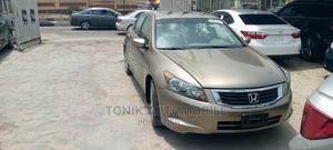 Honda Accord 2008 2.0i-Vtec Executive Gold | Cars for sale in Lagos State, Ikeja
