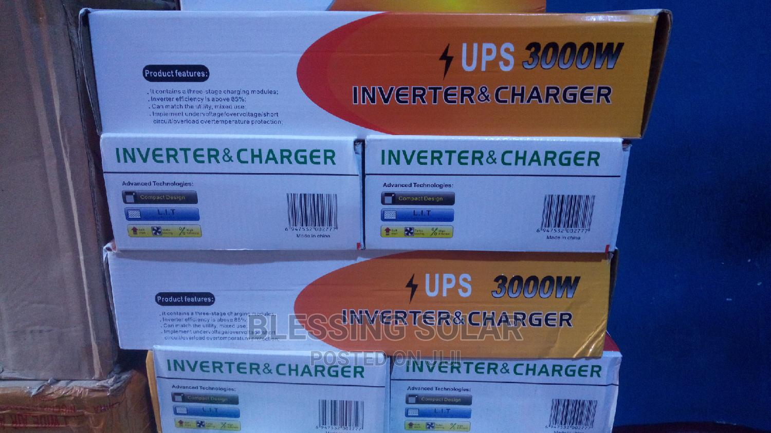3000watts Inverter With Charger