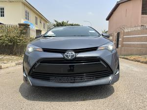 Toyota Corolla 2018 LE Eco (1.8L 4cyl 2A) Gray   Cars for sale in Abuja (FCT) State, Garki 2
