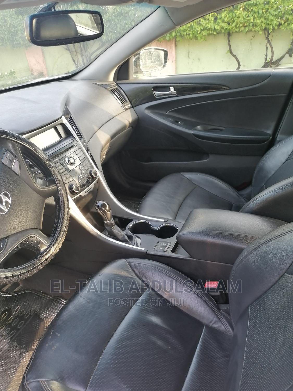 Hyundai Sonata 2012 Black | Cars for sale in Amuwo-Odofin, Lagos State, Nigeria