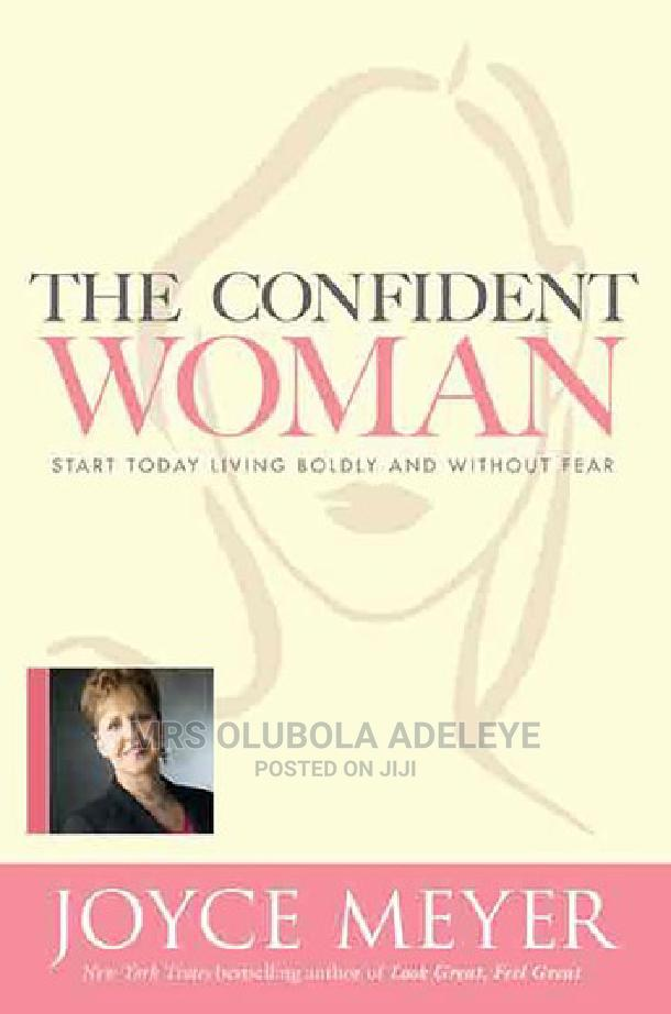 Archive: The Confident Woman By Joyce Meyer