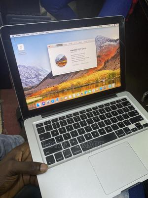 Laptop Apple MacBook 2012 4GB Intel Core I5 SSD 500GB   Laptops & Computers for sale in Lagos State, Ikeja