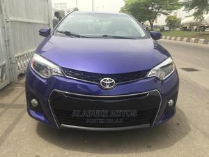 Toyota Corolla 2014 Blue   Cars for sale in Lagos State, Surulere