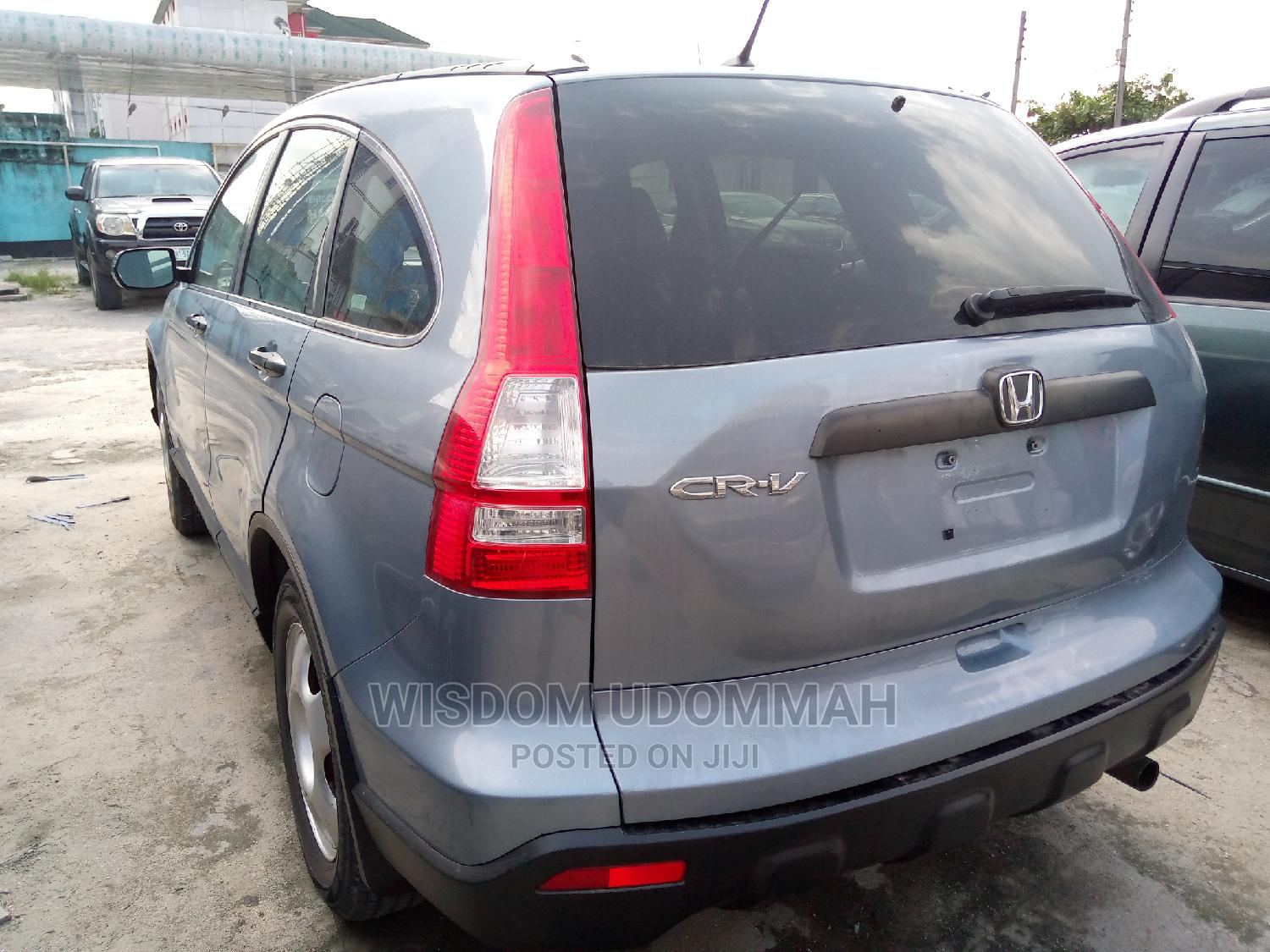 Archive: Honda CR-V 2007 EX-L Automatic Blue