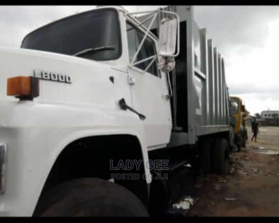 Archive: Compactor Truck for Sale