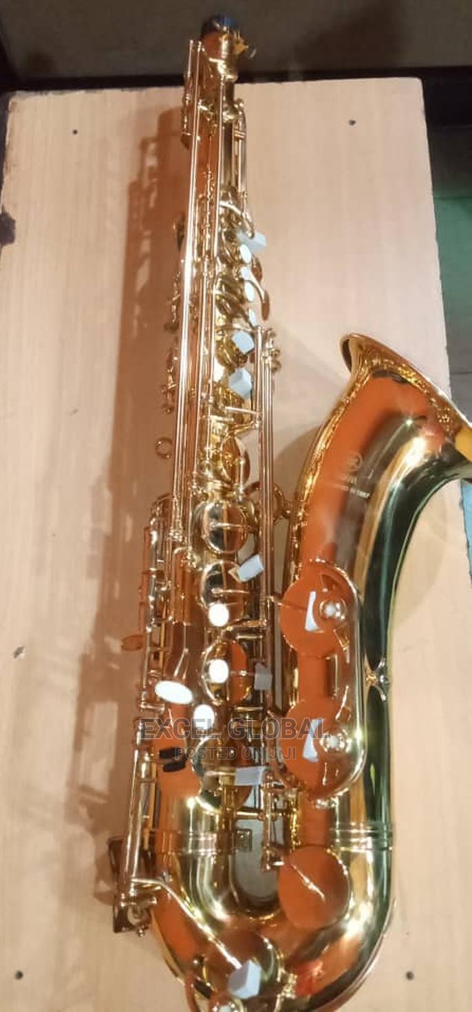 Archive: Yamaha Alto Saxophone Gold