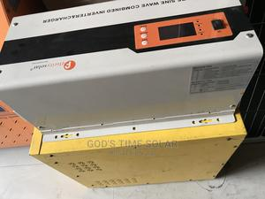 5kva 48v Felicity Inverter With One Year Warranty | Solar Energy for sale in Lagos State, Magodo