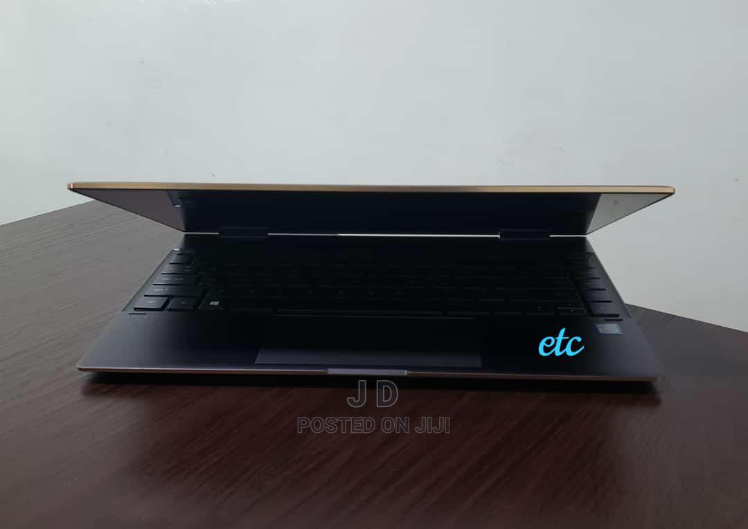 Laptop HP Spectre X360 13 16GB Intel Core I7 SSD 512GB   Laptops & Computers for sale in Ikeja, Lagos State, Nigeria