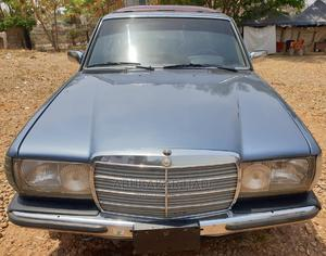Mercedes-Benz 230E 1985 Blue   Cars for sale in Abuja (FCT) State, Central Business District