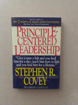 Principle Centered Leadership by Stephen Covey   Books & Games for sale in Abuja (FCT) State, Central Business Dis