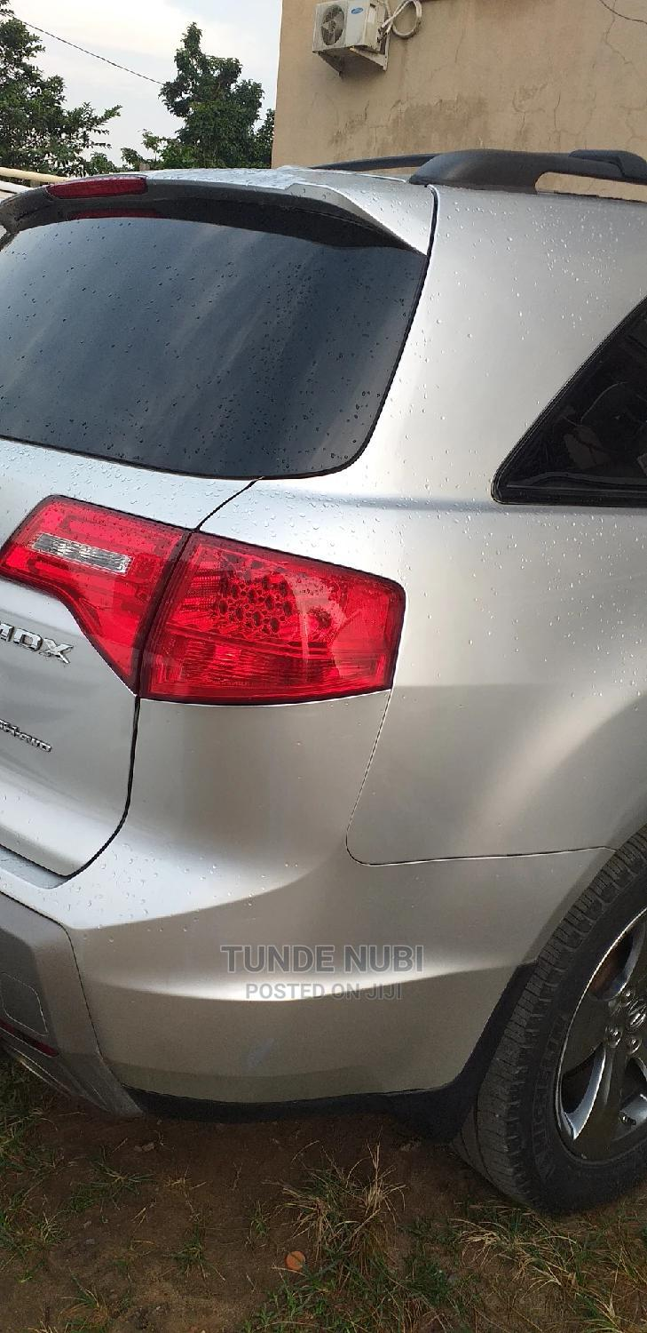 Archive: Acura MDX 2008 SUV 4dr AWD (3.7 6cyl 5A) Silver