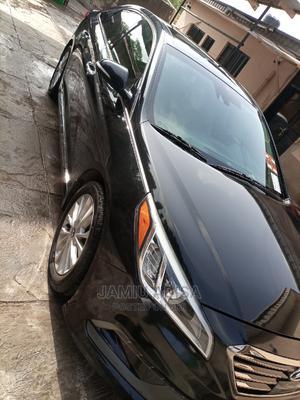 Hyundai Sonata 2017 Black | Cars for sale in Oyo State, Ibadan