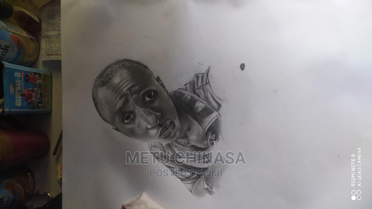 Archive: Pencil and Painting Drawings