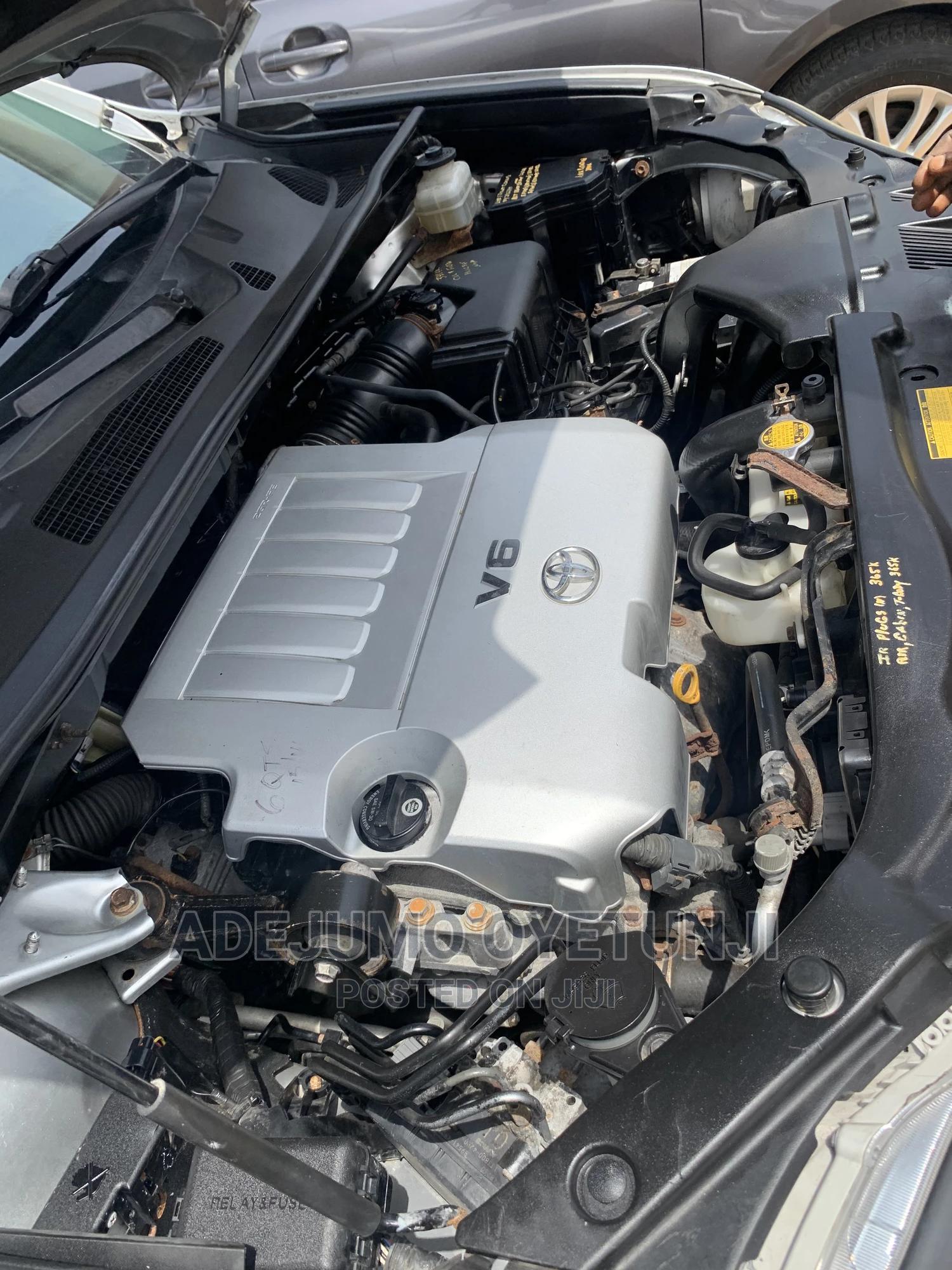 Archive: Toyota Highlander 2008 Silver