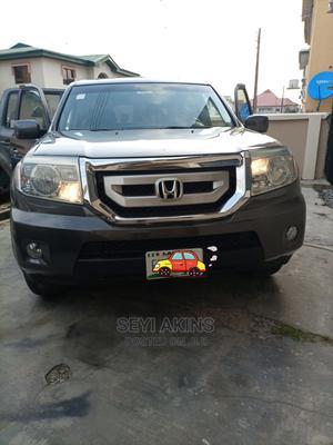Honda Pilot 2011 Gray   Cars for sale in Lagos State, Victoria Island